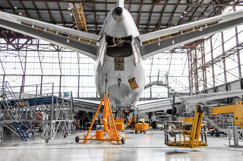 Maintenance Organisations for Aircrafts (MOA)