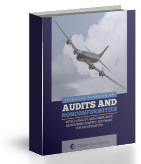 EBOOK EFFECTIVE PLANNING OF AUDITS AND NONCONFORMITIES WITH A QUALITY MONITORING CONTROL SOFTWARE FOR AIR OPERATORS (1)
