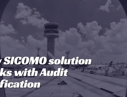 Software for air operators under EASA regulation: How SICOMO solution works with Audit Notification