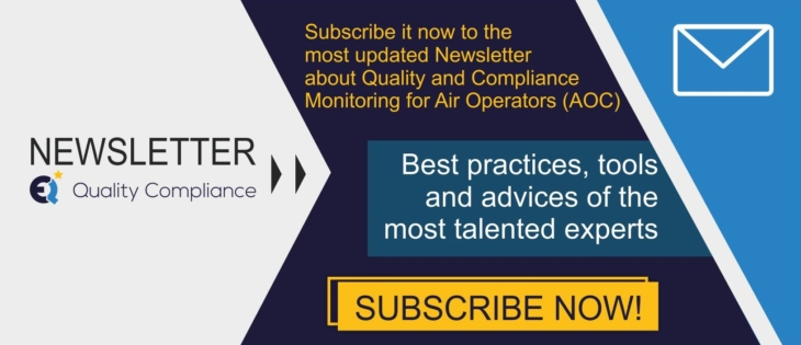 Newsletter Quality and Compliance monitoring Air Operators - sicomo cta´s 2