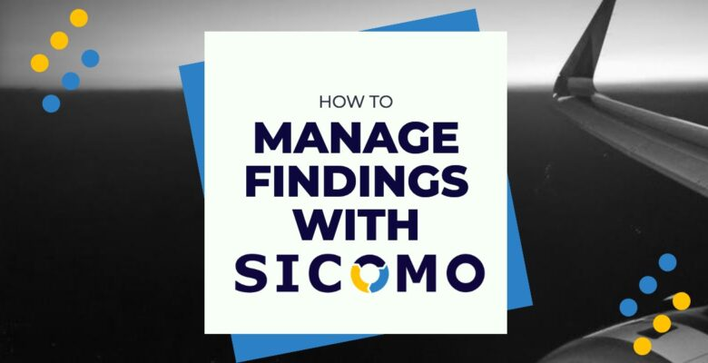 Findings with SICOMO