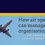 Air operators can manage their organisation